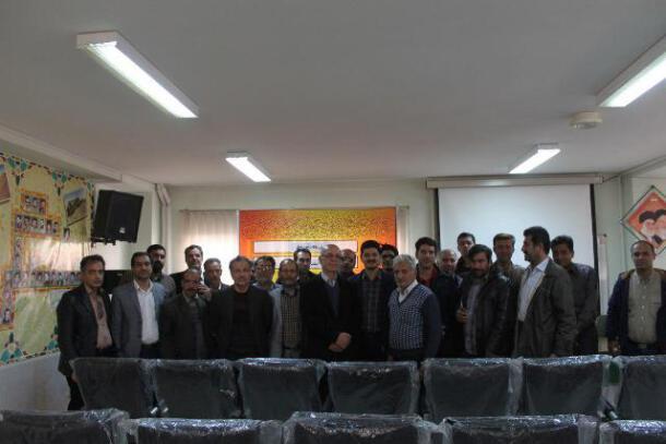 برگزاری سمینارهای کوتاه مدت تخصصی برای وزارت جهاد کشاورزی